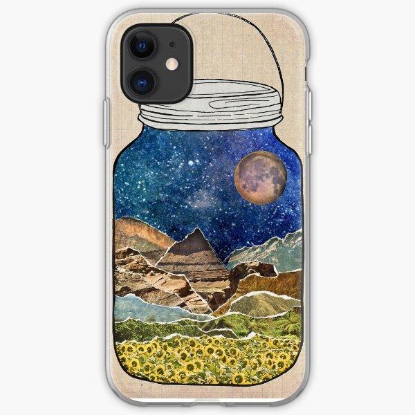 Star Jar iPhone Soft Case
