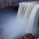Noccalula Falls by Judy Frederick