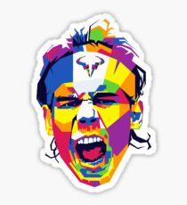 Rafa ART Sticker