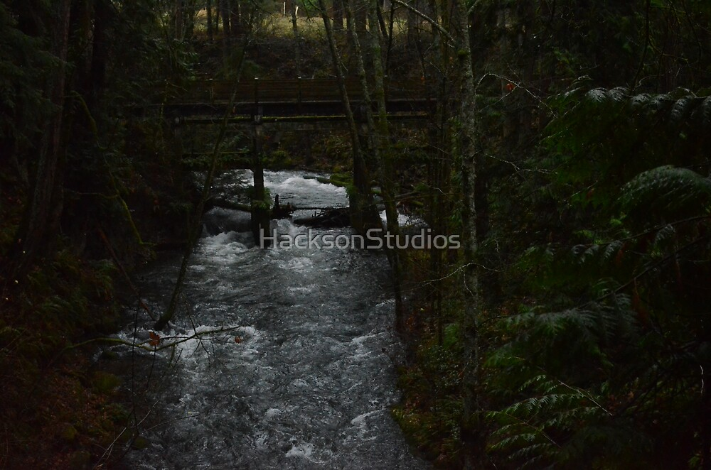 Water Under The Bridge by HacksonStudios