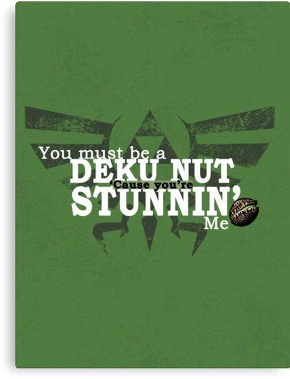Stunnin' - For Darker Shirts by RileyRiot