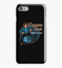 Captain Jack iPhone Case/Skin