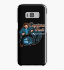 Captain Jack Samsung Galaxy Case/Skin