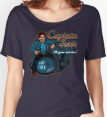 Captain Jack Women's Relaxed Fit T-Shirt