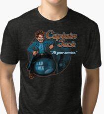 Captain Jack Tri-blend T-Shirt