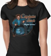 Captain Jack Women's Fitted T-Shirt
