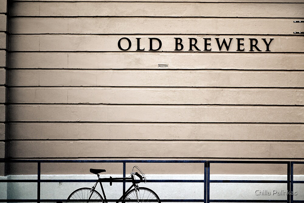 The Old Brewery in Greenwich by Chilla Palinkas