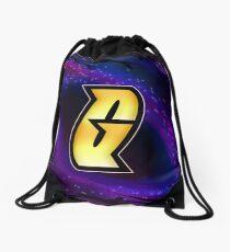 Team Galactic Logo Drawstring Bag
