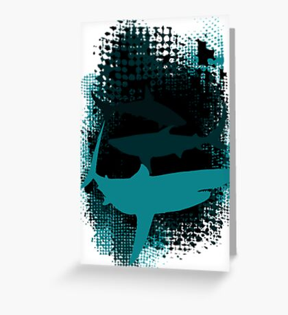 Infested Waters Greeting Card