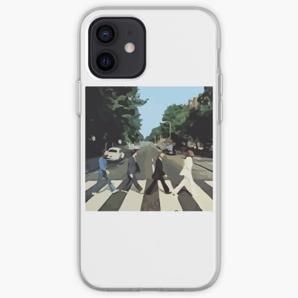 Abbey Road Album Cover iPhone Soft Case