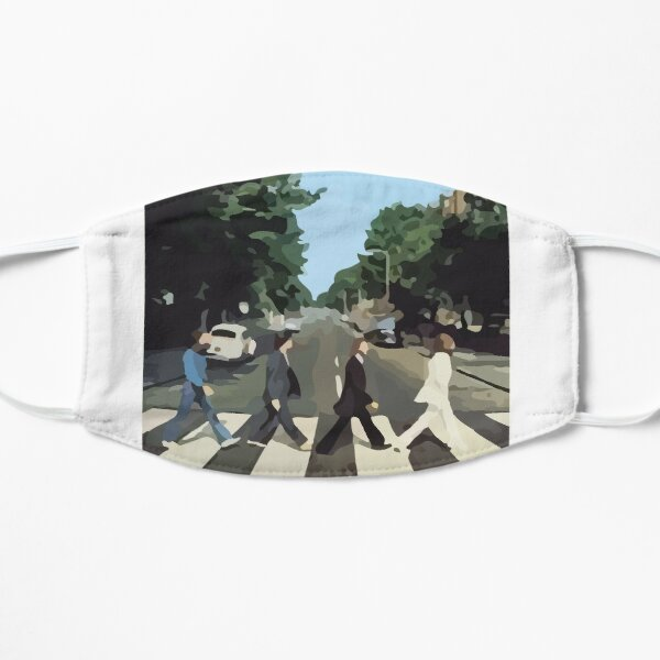 Abbey Road Album Cover Mask
