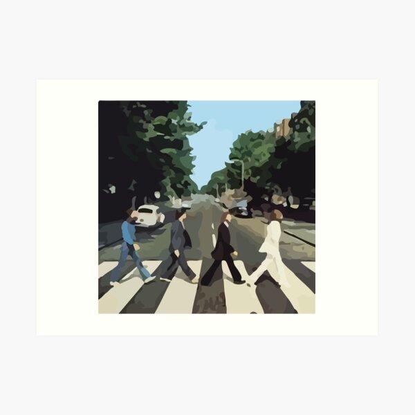 Couverture de l'album Abbey Road Impression artistique