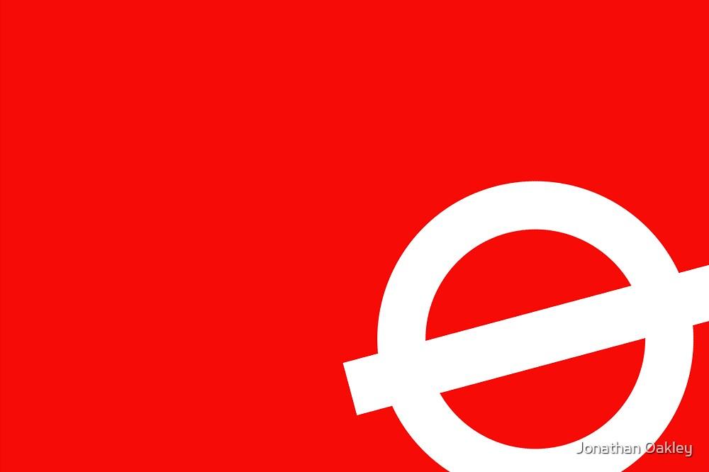 Bright Red Underground by Jonathan Oakley