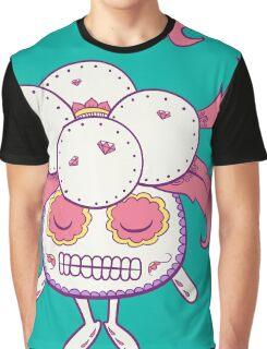 Gloom Pokemuerto | Pokemon & Day of The Dead Mashup Graphic T-Shirt