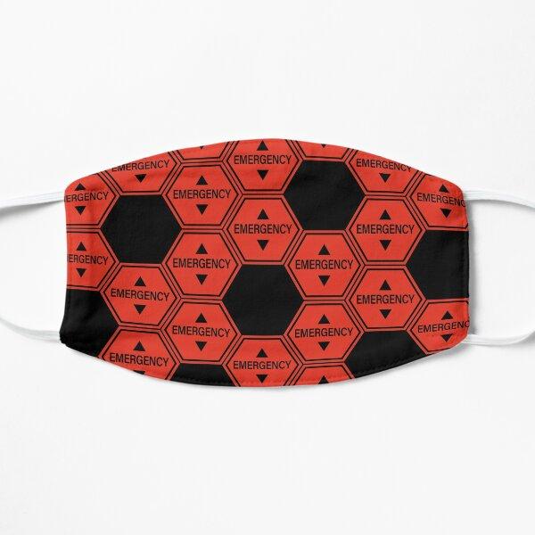 Evangelion Emergency Flat Mask