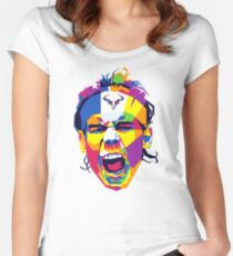 Rafa ART Women's Fitted Scoop T-Shirt