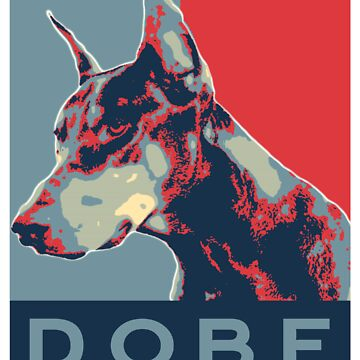 Dobe Hope Poster by fightorflight