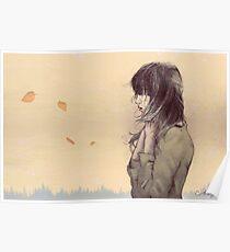 Autumn Morning Poster