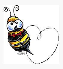 Bee Mine? Photographic Print