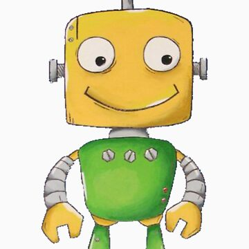 Chad the Robot by london821