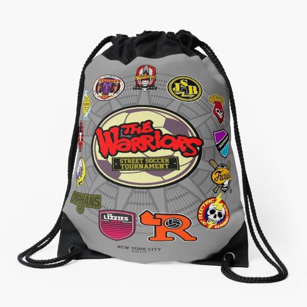 The Warriors - Street Soccer Tournament Drawstring Bag