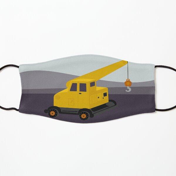 Mobile Crane Kids Mask