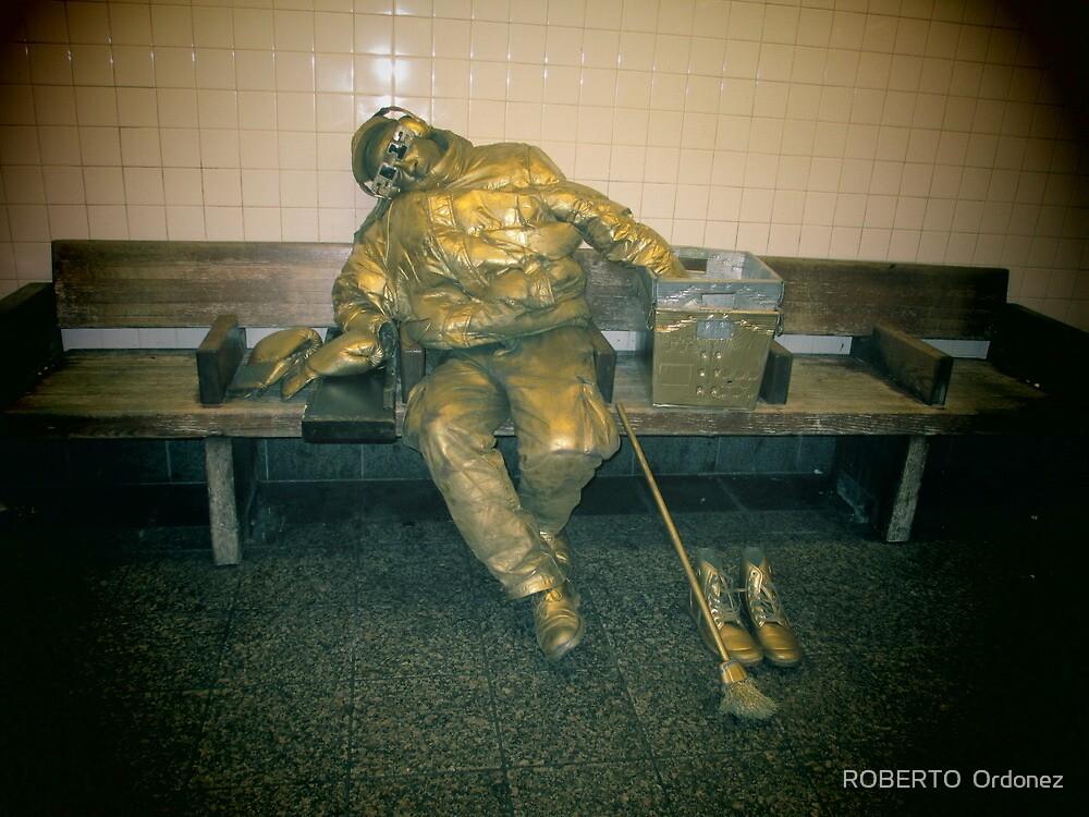 Sleeper by Robert Ordonez