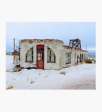 Brother's Oregon...The Old Grocery Store Photographic Print