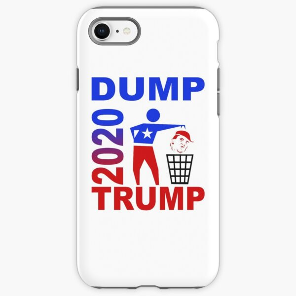 Dump Trump 2020 rec 06 iPhone Robuste Hülle