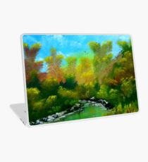 In The Woods Laptop Skin