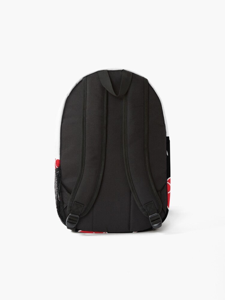 Alternate view of Anime Red Cloud n.a.r.u.t.o Backpack
