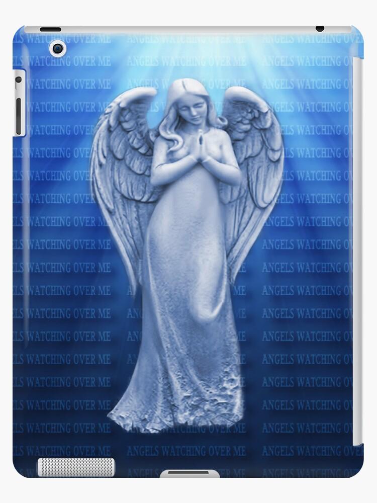 Ƹ̴Ӂ̴Ʒ BLUE ANGEL IPAD CASE Ƹ̴Ӂ̴Ʒ by ✿✿ Bonita ✿✿ ђєℓℓσ