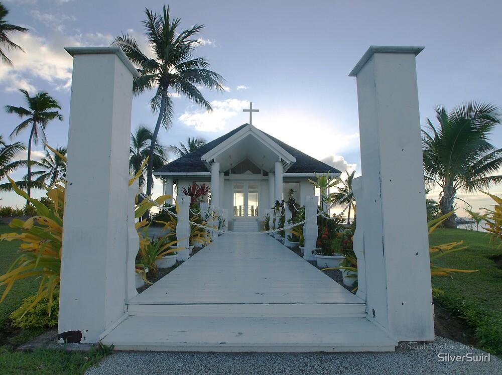 Denarau Church by Sarah Ralph