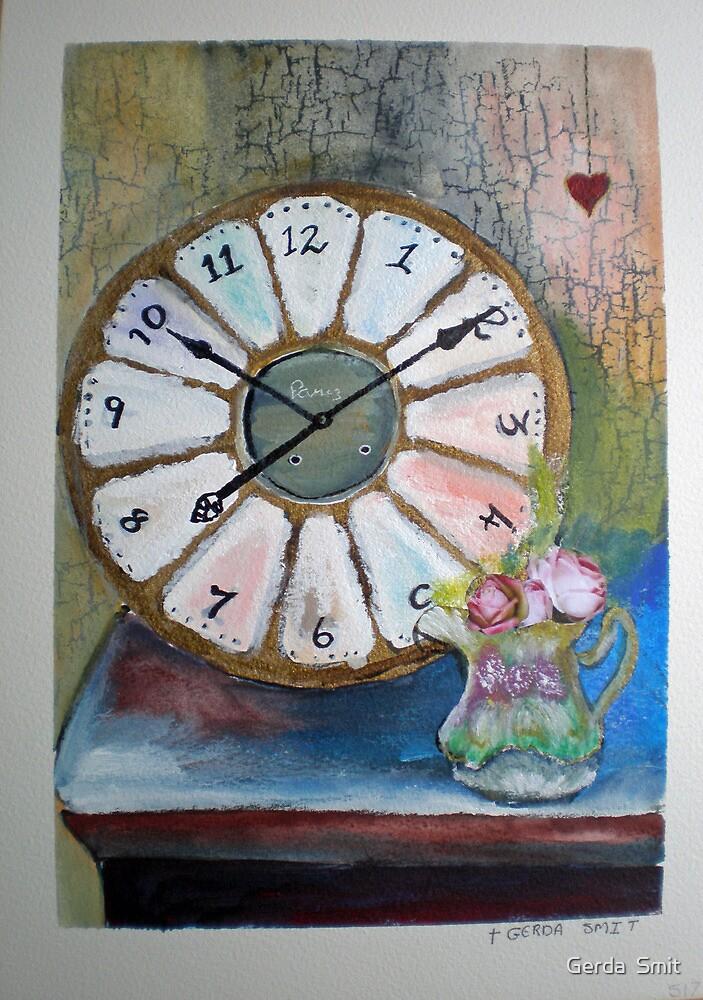 517 Painting by Gerda Smit by Gerda  Smit
