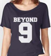 Beyond 9 Women's Relaxed Fit T-Shirt
