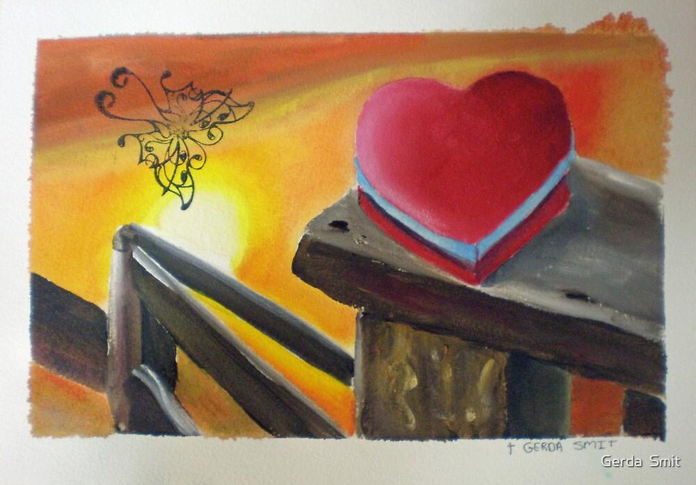 513 Painting by Gerda Smit by Gerda  Smit