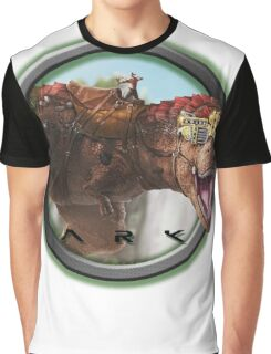ARK SURVIVAL EVOLVED - TREX Graphic T-Shirt