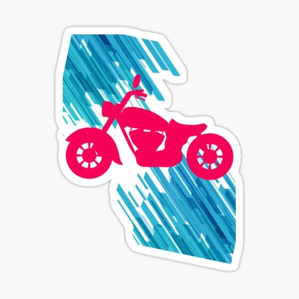 Bike Rich Look Sticker