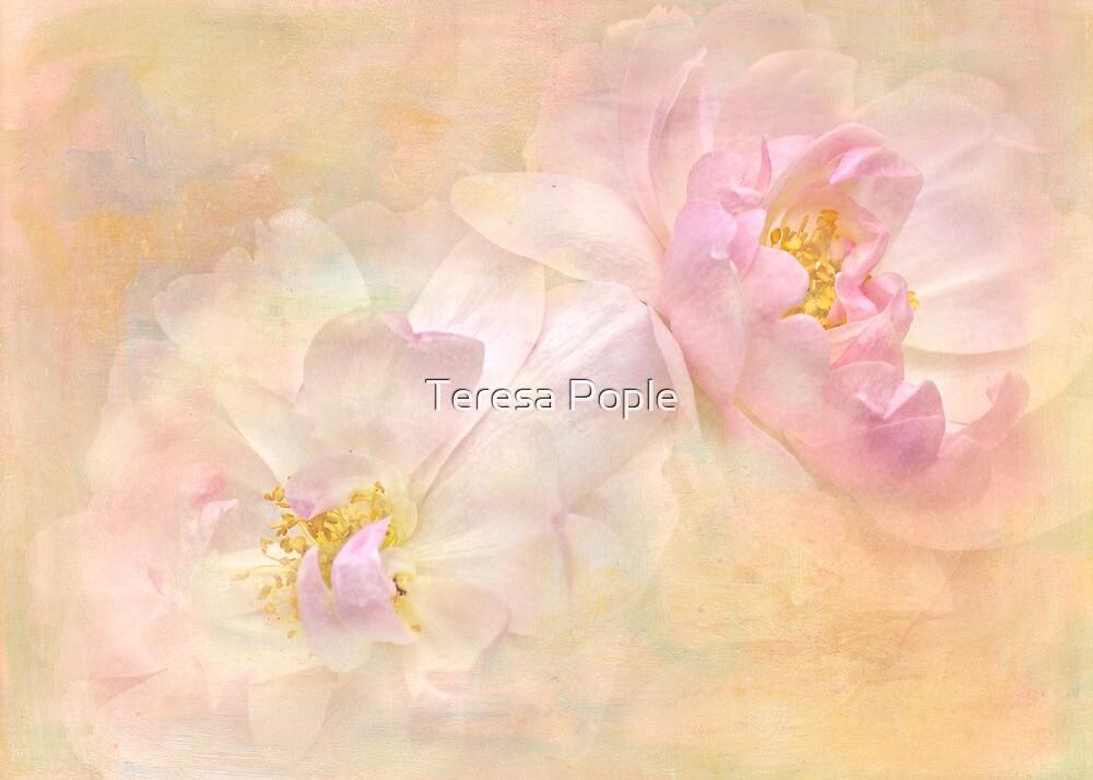 side by side by Teresa Pople