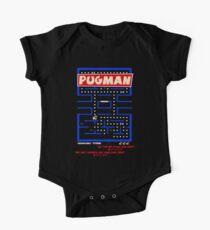 Pugman One Piece - Short Sleeve