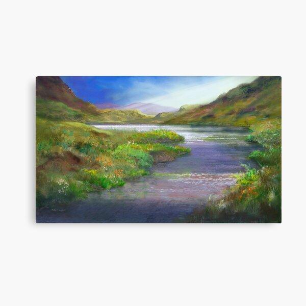 The Gap of Dunloe, County Kerry, Ireland Canvas Print