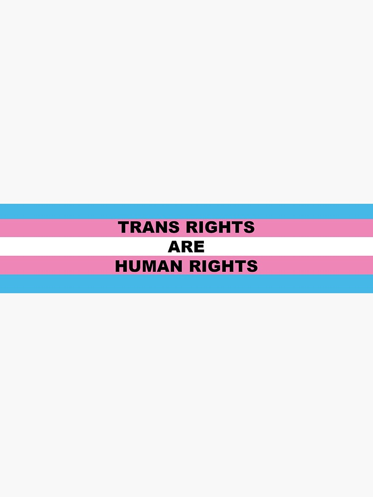 Trans rights are Human rights by nephilimnat