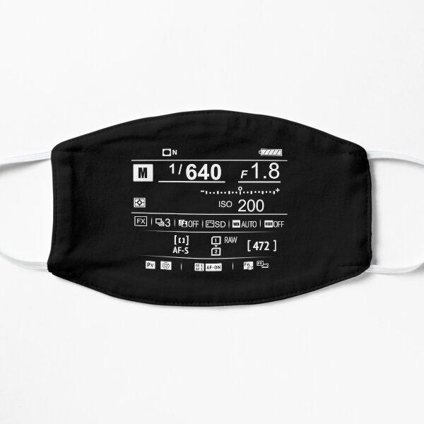 Camera Display Flat Mask