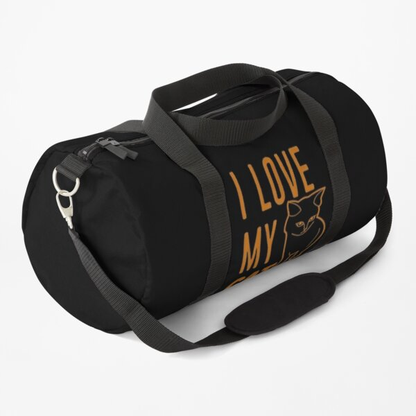 cat lovers Duffle Bag