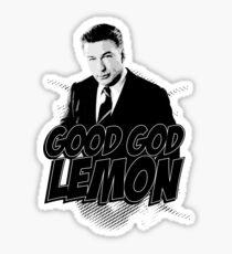 Good God Lemon!!!?! Sticker