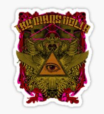 The Mars Volta  Sticker