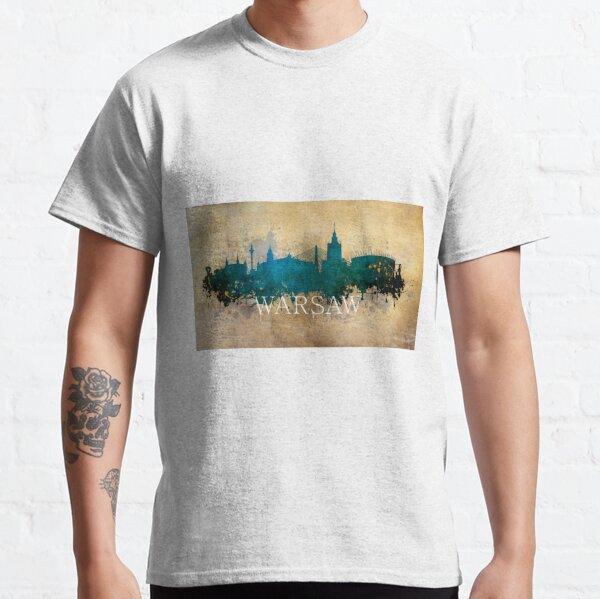 Warsaw Poland Classic T-Shirt