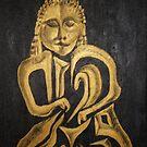 Buddha Metalica by Pius