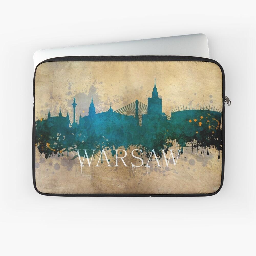 Warsaw Poland Laptop Sleeve