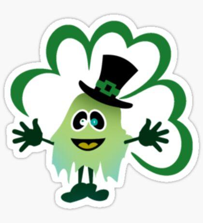 St Patrick Ghost VRS2 Sticker